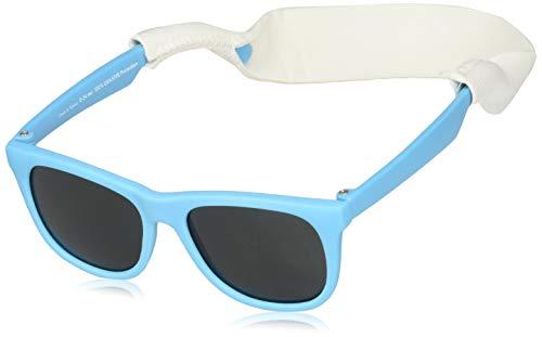 i play. by green sprouts Baby Boys' Flexible Sunglasses, Aqua, 0-2yr