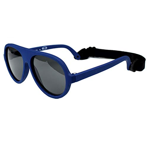 Top Flyer - A105mm (Navy w/Strap)