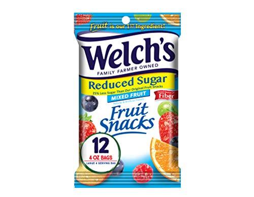 Welch's Fruit Snacks-Reduced Sugar