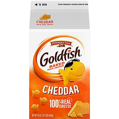 Goldfish Cheddar Crackers