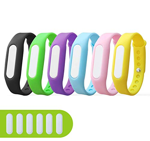 Buggy Bands Mosquito Repellent Bracelets