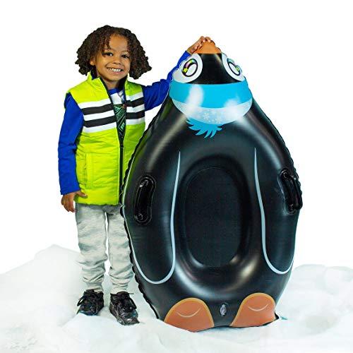 Animal Inflatable Snow Sled