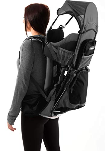 Luvdbaby Premium Baby Backpack Carrier
