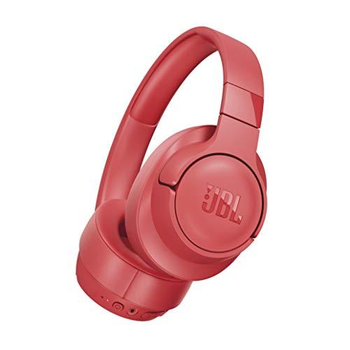 JBL TUNE 700BT - Wireless Over-Ear Headphones - Coral