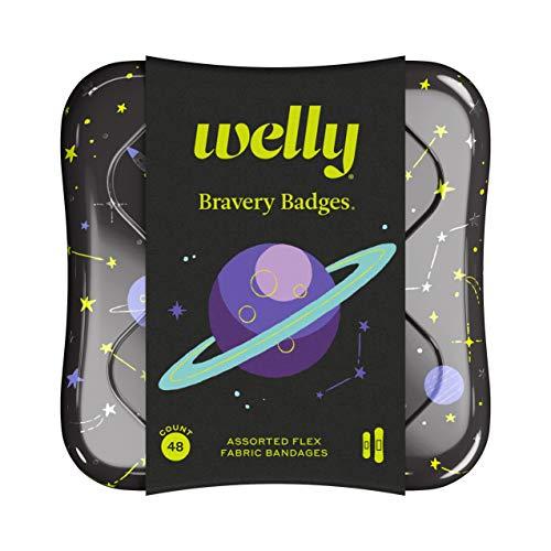 Welly Bandages   Adhesive Flexible Fabric Bravery Badges