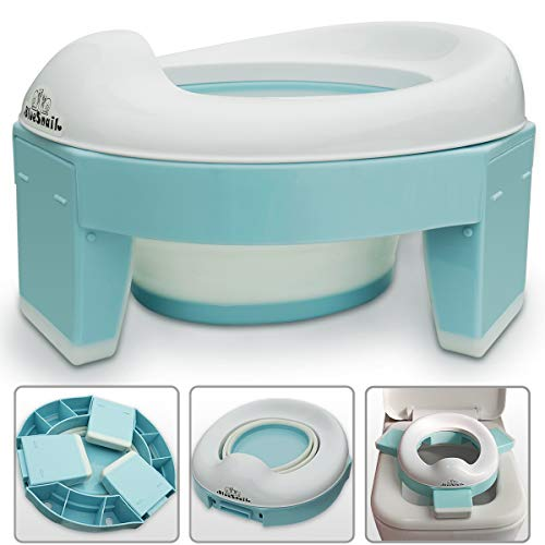 BlueSnail 3-in-1 Go Potty for Travel