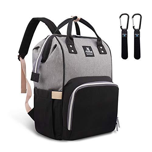 Hafmall Diaper Bag Backpack