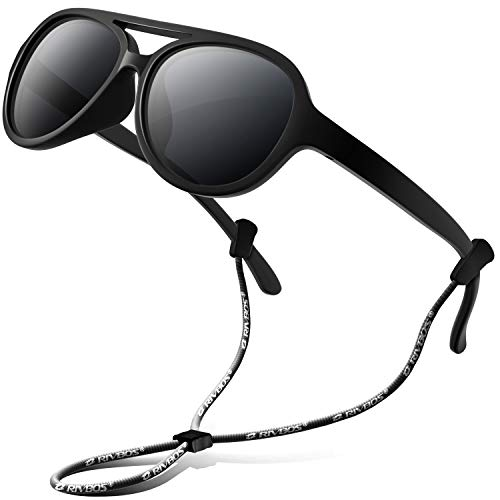 RIVBOS Kids Sunglasses
