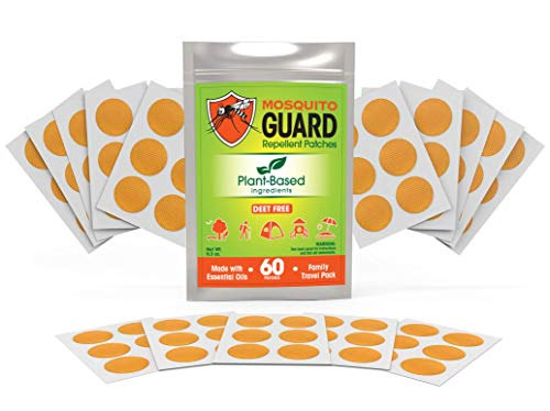 Mosquito Guard Repellent Stickers