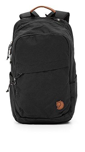 Fjallraven Men's Raven 20L Backpack, Black, One Size