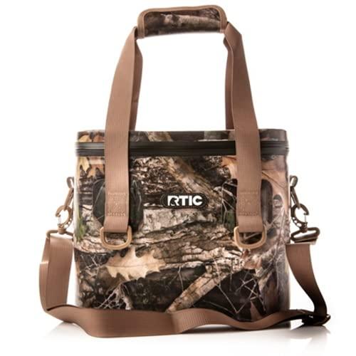 RTIC Soft Cooler, Insulated Bag, Leak Proof Zipper