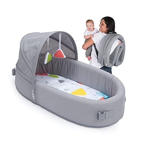 Lulyboo Indoor/Outdoor Cuddle & Play Lounge - Metro