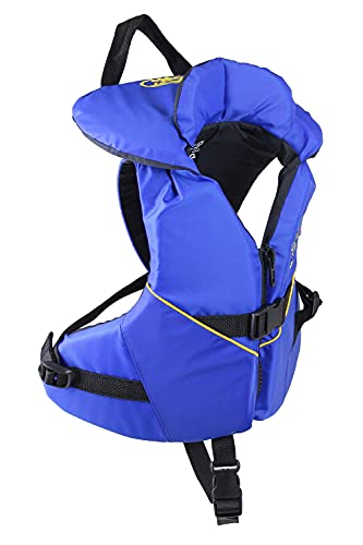 Stohlquist Infant PFD Life Jacket - 8-30 lbs - Coast Guard Approved Life Vest for Toddlers, Support Collar, Grab Handle, Fully Adjustable with Quick Release Buckle