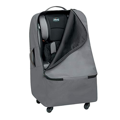 Chicco Car Seat Travel Bag - Anthracite, Grey (06079649990070)