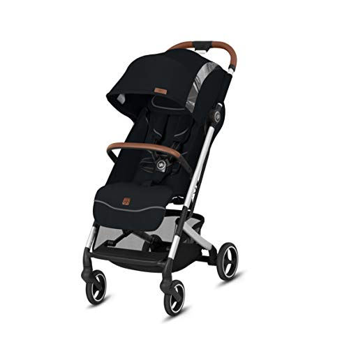 gb QBit+ All-City Stroller, Velvet Black