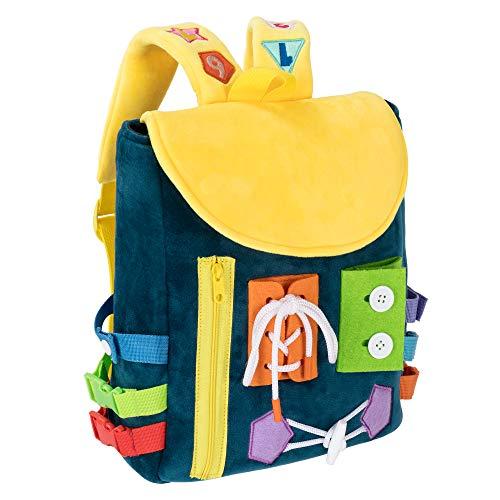 Busy Board Backpack