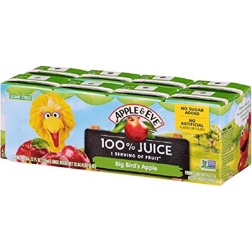 Apple & Eve Sesame Street Juice Boxes