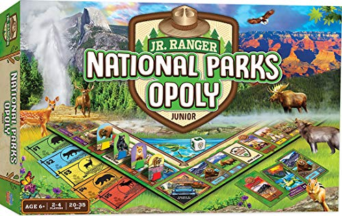 National Parks Opoly Jr.