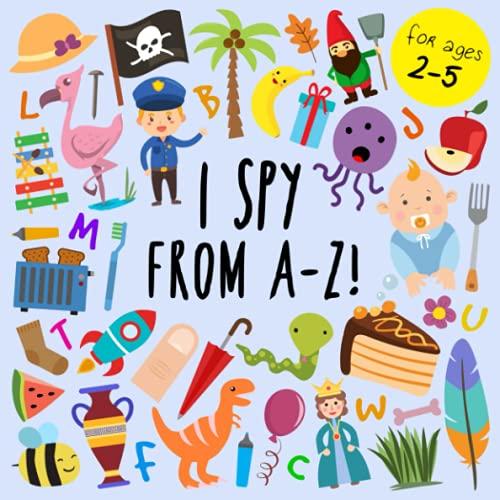 I Spy - From A-Z!