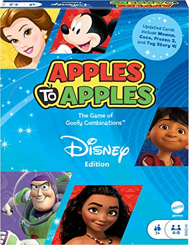 Apples to Apples: Disney Edition