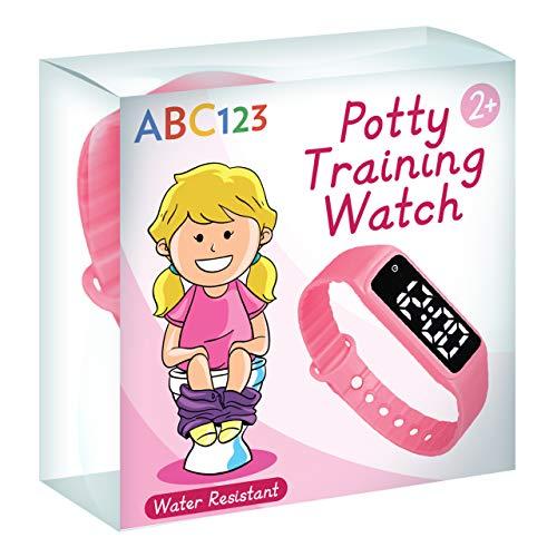 ABC123 Potty Training Watch
