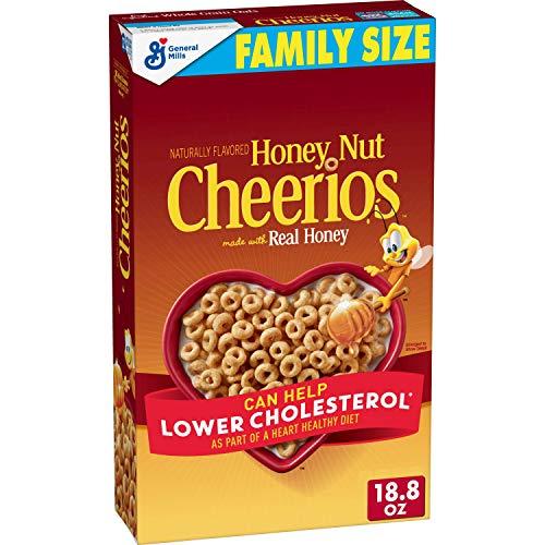 Honey-Nut Cheerios