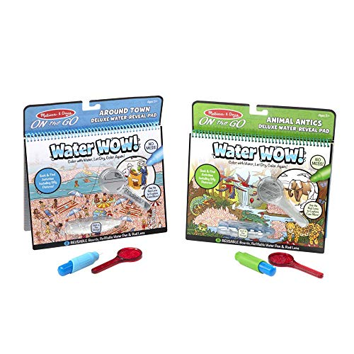 Melissa & Doug Water Wow Deluxe