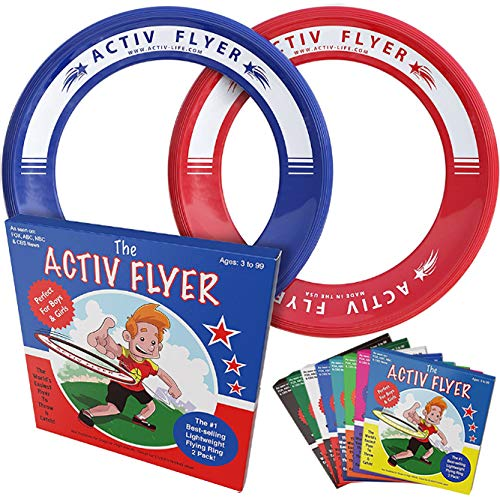 Activ Life Kid's Flying Ring