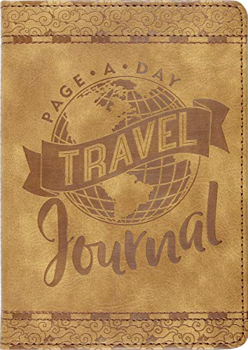 Page-A-Day Travel Journal