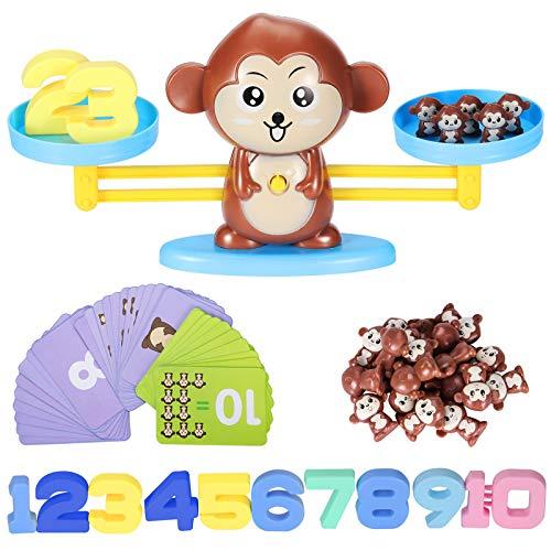 Toddler Balancing Count Toys