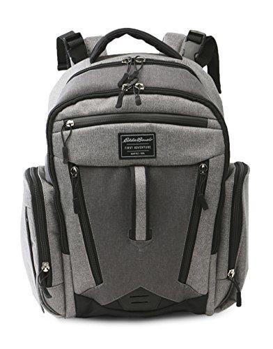 Eddie Bauer Places & Spaces Diaper Bag Backpack