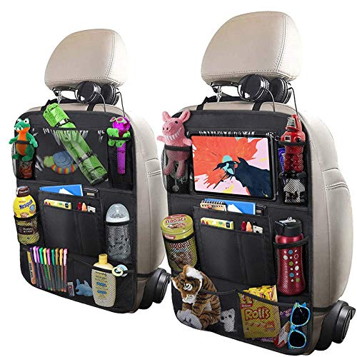 ULEEKA Car Back Seat Organizer
