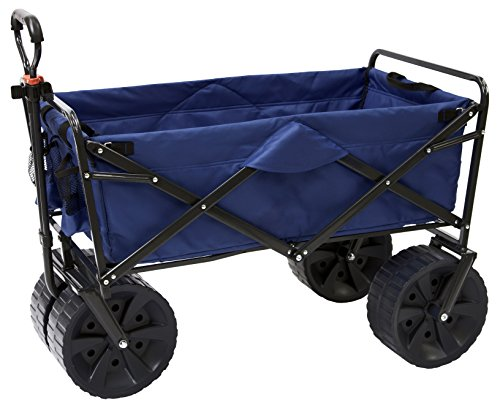 Mac Sports Heavy Duty Collapsible Folding Wagon