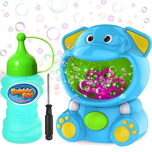 Elephant Bubble Machine