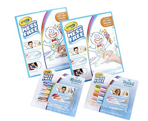 Crayola Color Wonder Mess Free Coloring Kit
