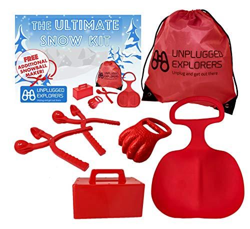 Ultimate Snow Toys Kit