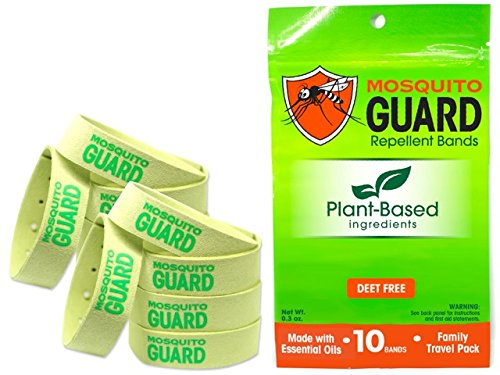 Mosquito Guard Repellent Bracelets