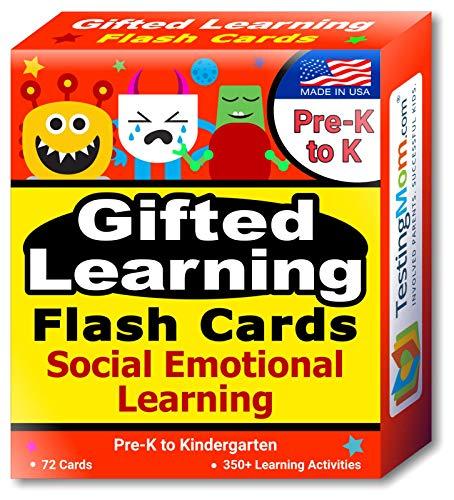Emotional Learning Flash Cards