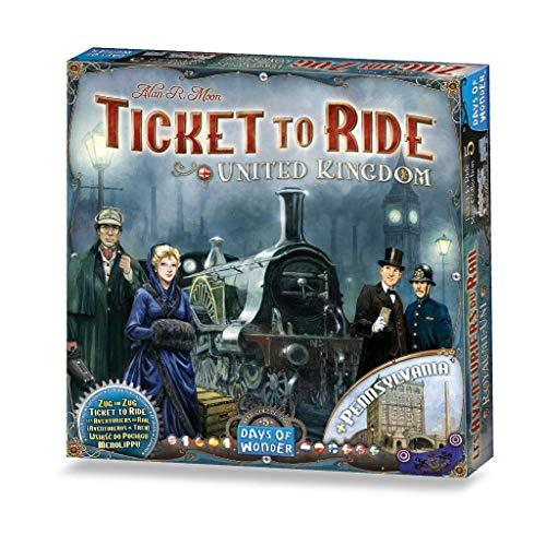 Ticket To Ride: United Kingdom