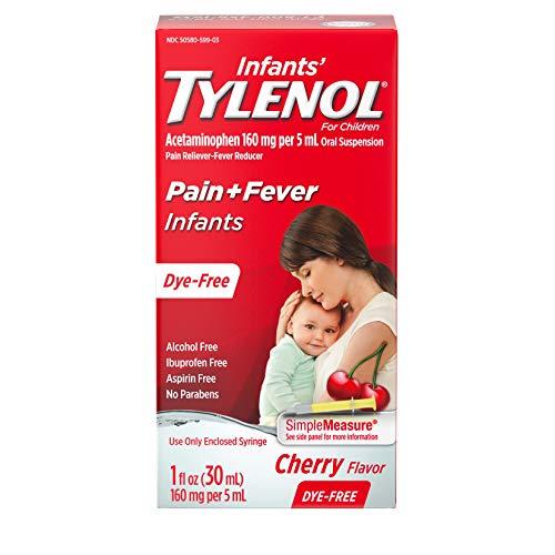 Tylenol Infants' Liquid Medicine with Acetaminophen
