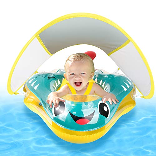 Qrooper Baby Swimming Float