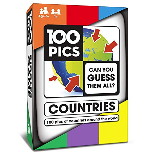 Countries of The World Travel Game
