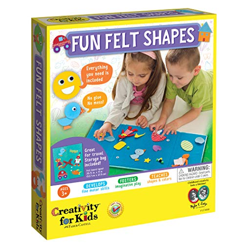 Fun Felt Shapes