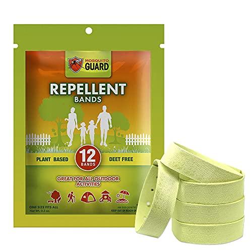 Mosquito Guard Repellent Bracelets