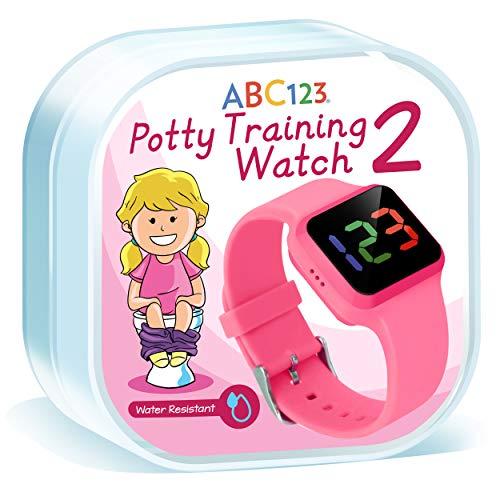 ABC123 Potty Training Watch 2