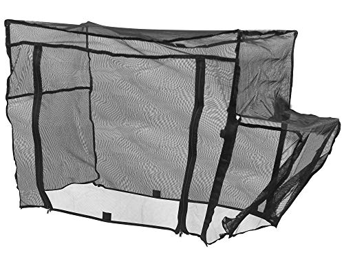 Creative Outdoor Bug Net Cover for Push Pull Wagons   Accessory