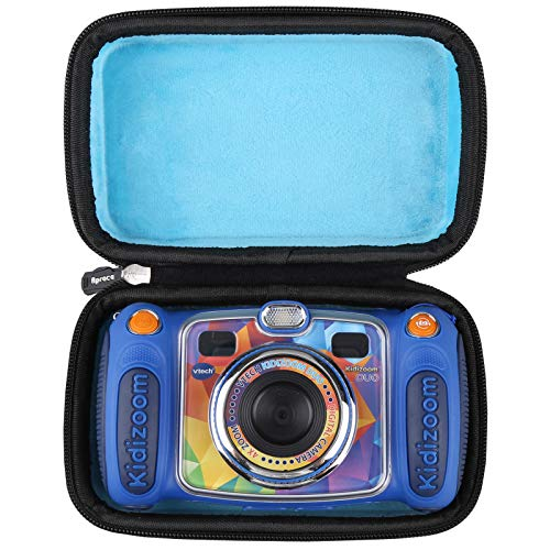 Aproca Hard Travel Storage Case Compatible with VTech Kidizoom Camera Pix / Connect / Twist Connect / Duo Selfie Camera