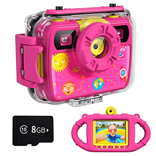 Waterproof Action Child Camera
