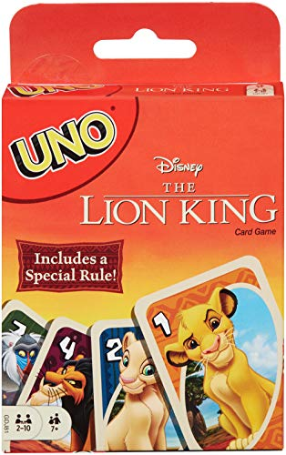 UNO Disney The Lion King