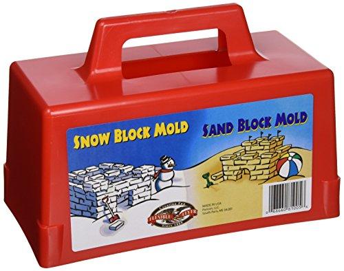 Snow Fort Building Block